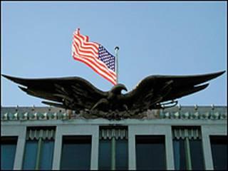 Embajada de EE.UU. en Londres