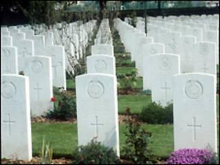 Cementerio de Bayeux