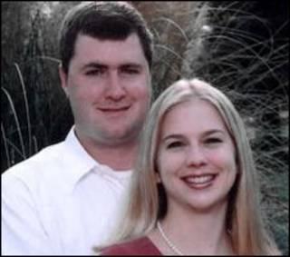 Gabe Watson e Christina Watson