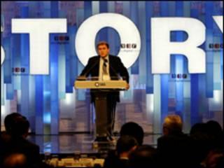 Truyền thông hiện đại qua hội nghị quốc tế