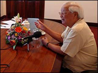 Cựu Thủ tướng Võ Văn Kiệt