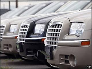 Automóviles de Chrysler