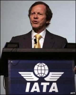 Giovanni Bisignani, diretor-geral da Iata