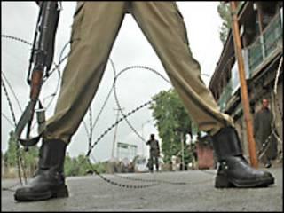 सुरक्षाबल (फ़ाइल फ़ोटो)