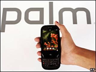 Nuevo Palm Pre