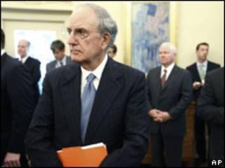 George Mitchell (arquivo)