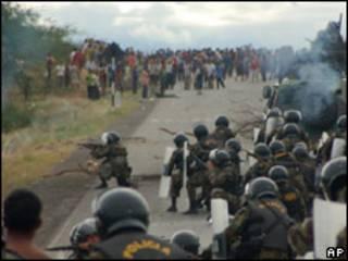 Protestas en Bagua, Perú