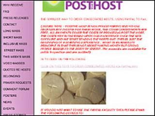 Do site postthehost.com