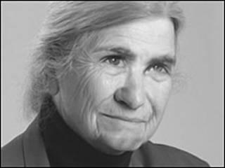 Imagen de cómo seria Ana Frank a los 80 años.