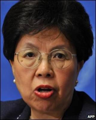 Bà Margaret Chan