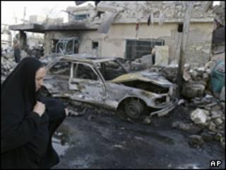 انفجار در عراق - عکس آرشیوی