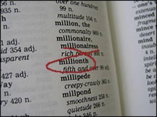 La millonésima palabra