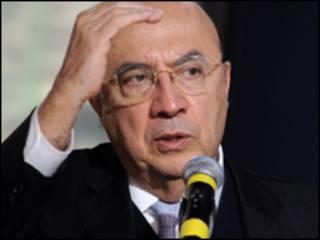 O presidente do Banco Central, Henrique Meirelles (Foto: Antonio Cruz/ABr, 3/6)
