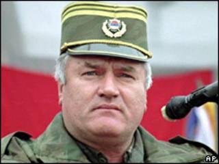 Ratko Mladic (arquivo AP)