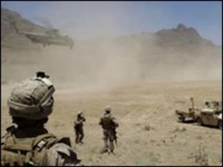 Tấn công của phiến quân tại Afghanistan ở mức cao nhất trong hai năm qua.