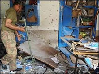 انفجار در لاهور