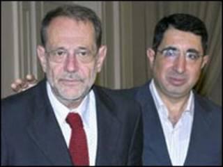 سولانا و حاج حسن