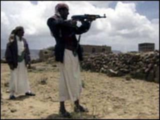 شورشیان یمنی