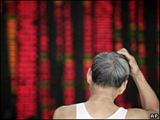 Inversor en Shangai.