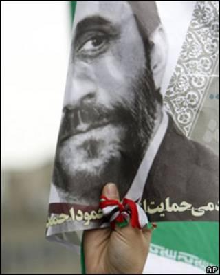 Ahmadinejad, presidente de Irán