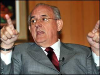O ministro da Defesa, Nelson Jobim. Foto: José Cruz/ABr