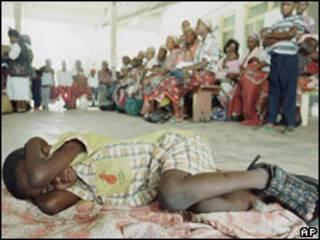 Wagonjwa wa Malaria