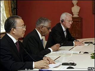 Representantes dos BRICs participaram de encontro preparatório