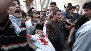 ناآرامی های ایران