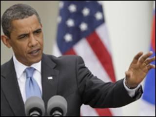 O presidente dos EUA, Barack Obama. Foto: AP