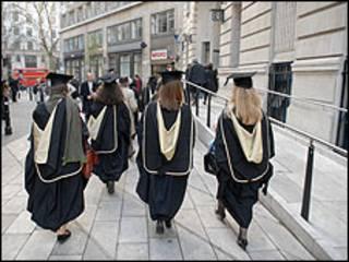 Graduados.