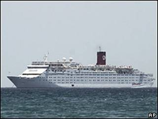 Crucero Ocean Dream