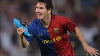 Messi (Hình AFP/Getty Images)