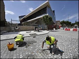 Nuevo Museo de la Acrópolis en Atenas