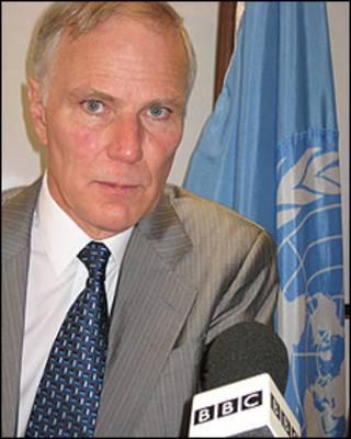 اقوام متحدہ کا آفس