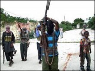 شورشیان اسلامگرا در موگادیشو