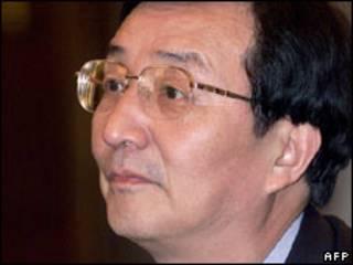 Ông Trần Lương Vũ khi còn tại chức