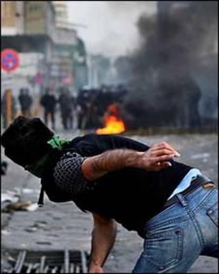 وقایع بعد از انتخابات در تهران