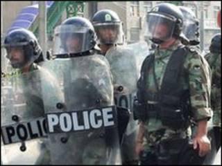 پلیس ضدشورش