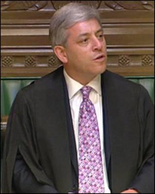 Ông John Bercow cam kết cải tổ hệ thống nghị viện Anh