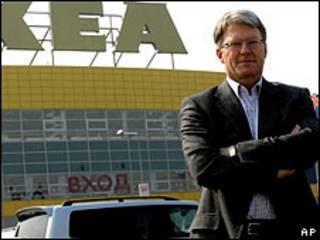 Представительство IKEA в России