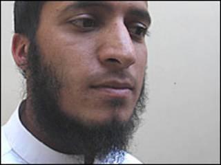 Jawed Ahmad estuvo detenido en Bagram.
