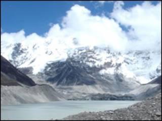 हिमालय के ग्लेशियर