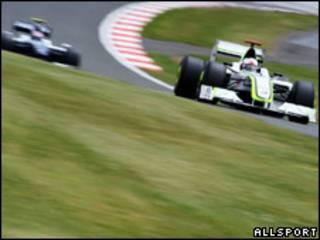 Autos de Fórmula 1