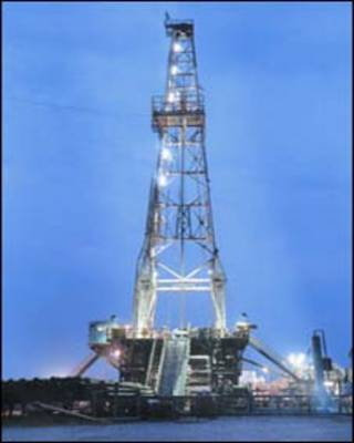 Instalaciones petroleras en Colombia