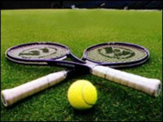 Raquetas y pelota