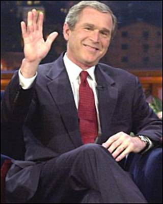 जॉर्ज बुश