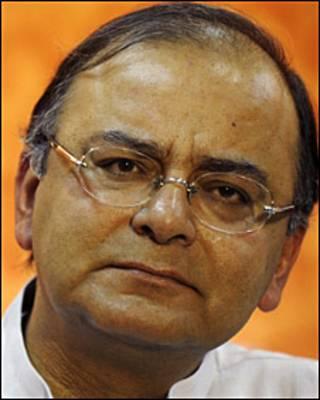 अरुण जेटली, भाजपा नेता