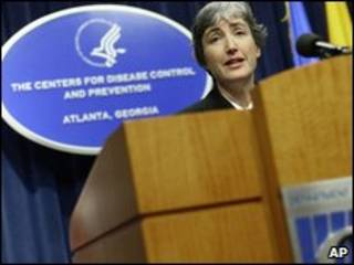 Anne Schuchat, directora de Centers for Disease Control and Prevention
