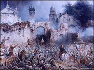 Cuadro de la batalla de Solferino