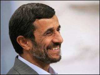 محمود احمدی نژاد - عکس از خبرگزاری فرانسه